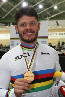Championnat du Monde 2019 - Pruszków - Kilomètre Podium 5
