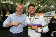Championnat du Monde 2019 - Pruszków - Kilomètre Podium 6