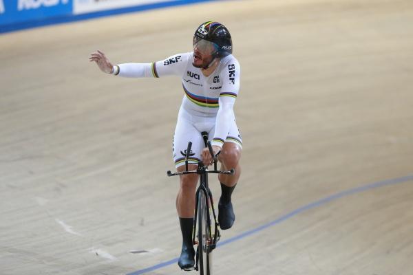 Championnat d'Europe 2019 - Apeldoorn - Kilomètre 8